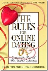 Les règles pour les rencontres en ligne