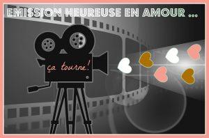 Nouvelle émission Heureuse en amour, chaque semaine Marina, coach en amour, répondra aux questions d'une internaute par vidéo.