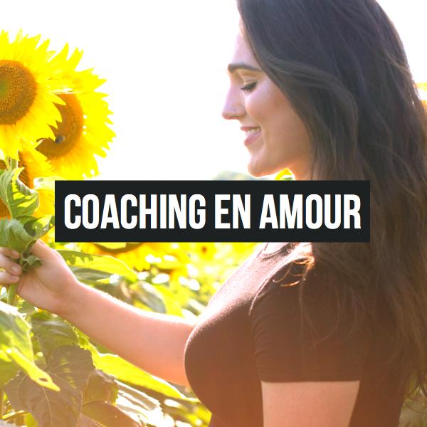 Deviens heureuse avec ou sans homme avec le coaching en amour. Marina Hamon te coache à distance ou en face-à-face !